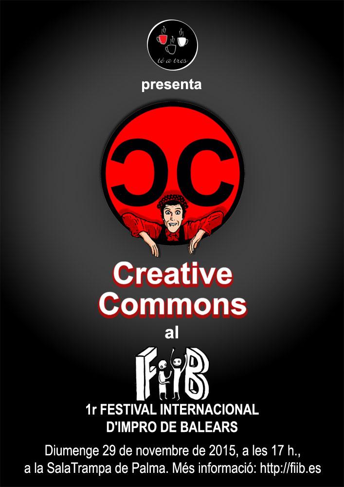 Creative Commons al FIIB 2015